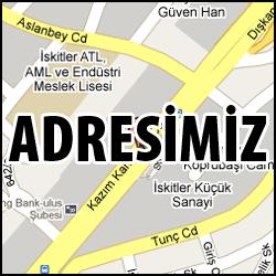 Adresimiz